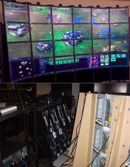 Gaming Setup Wallpaper Wallpapersafari