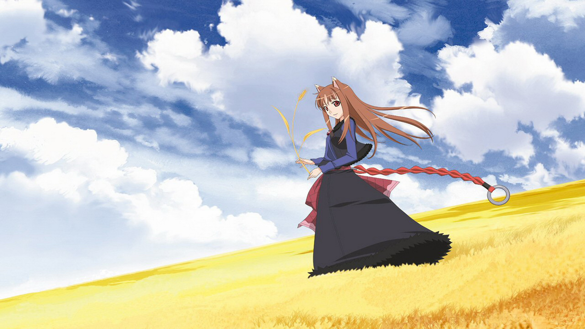 31 Spice And Wolf Hd Wallpaper On Wallpapersafari
