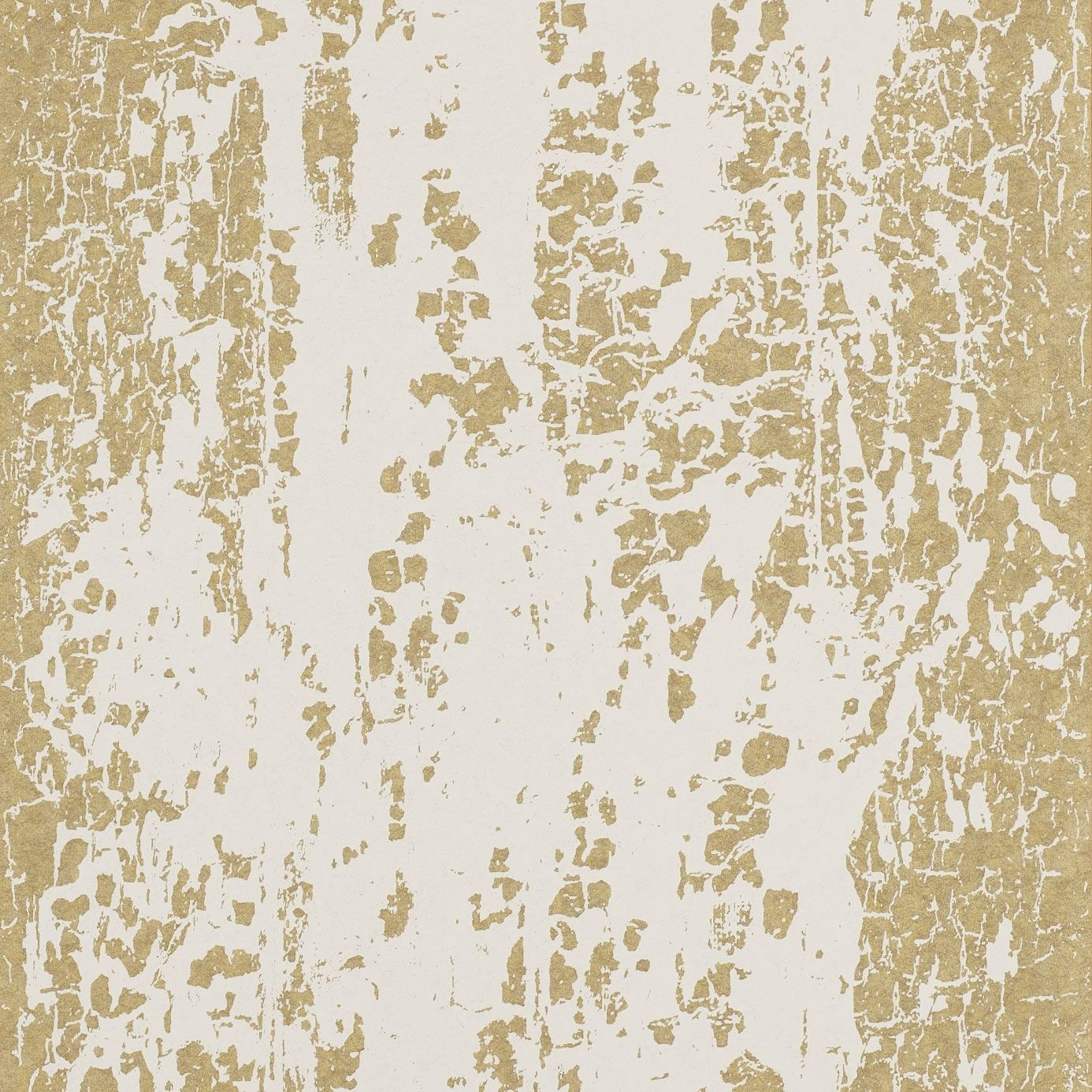 Damask Wall Sticker Gold And Cream Wallpaper Wallpapersafari