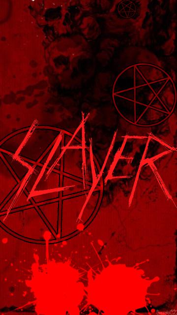 Slayer Wallpaper For Iphone Slayer wallpaper 360x640