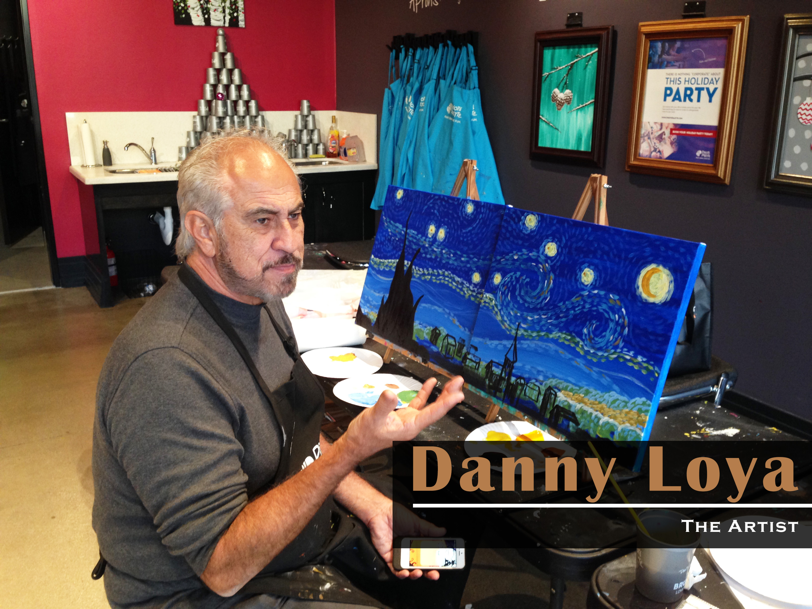 Interview with Danny The Artist   Pinots Palette 3264x2448