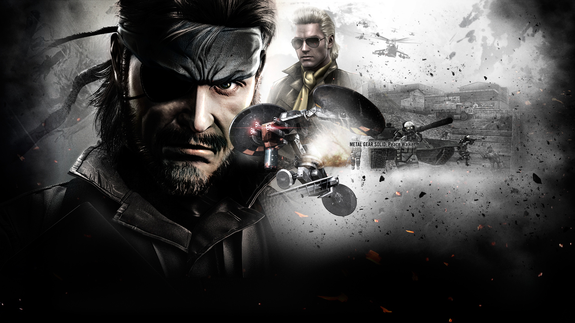 Metal Gear Wallpaper IPhone