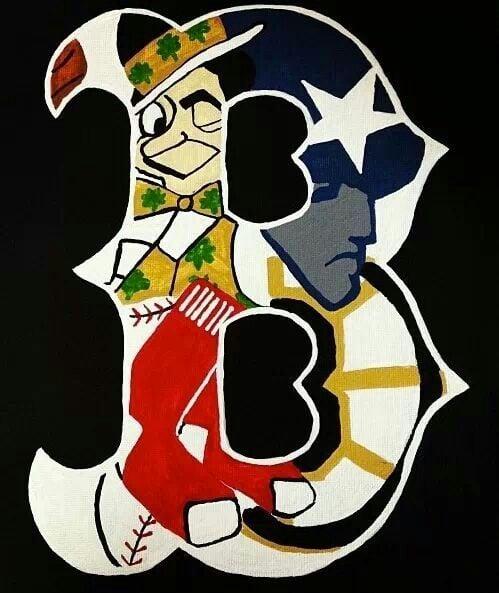 Boston Sports Teams 499x593