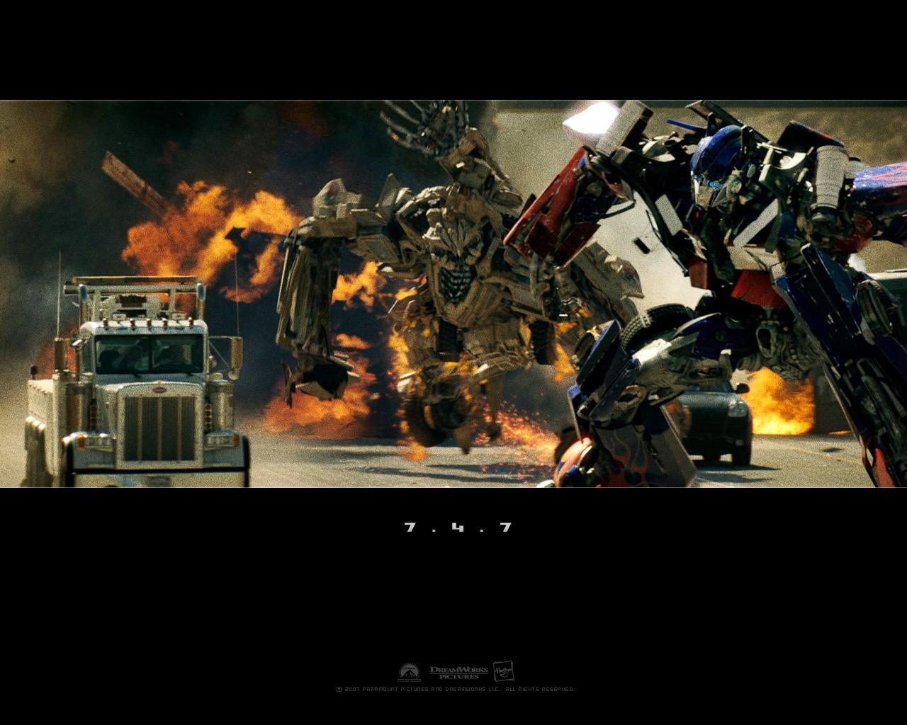 Wallpapers Dekstop 4 U Transformers Wallpaper 1280x1024