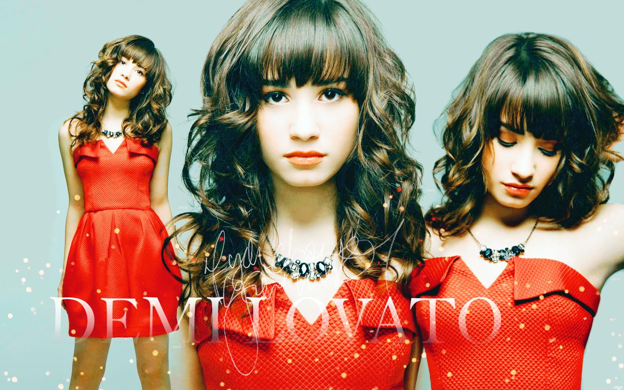 Demi Lovato Papel de Parede 1280x800