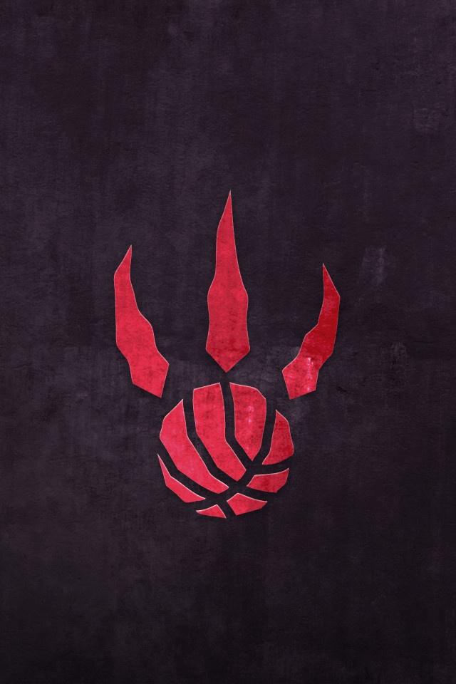 Toronto Raptors NBA IPHONE WALLPAPER Pinterest Raptors Toronto 640x960