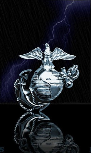 View bigger   Marine Corps Live Wallpaper for Android screenshot 307x512