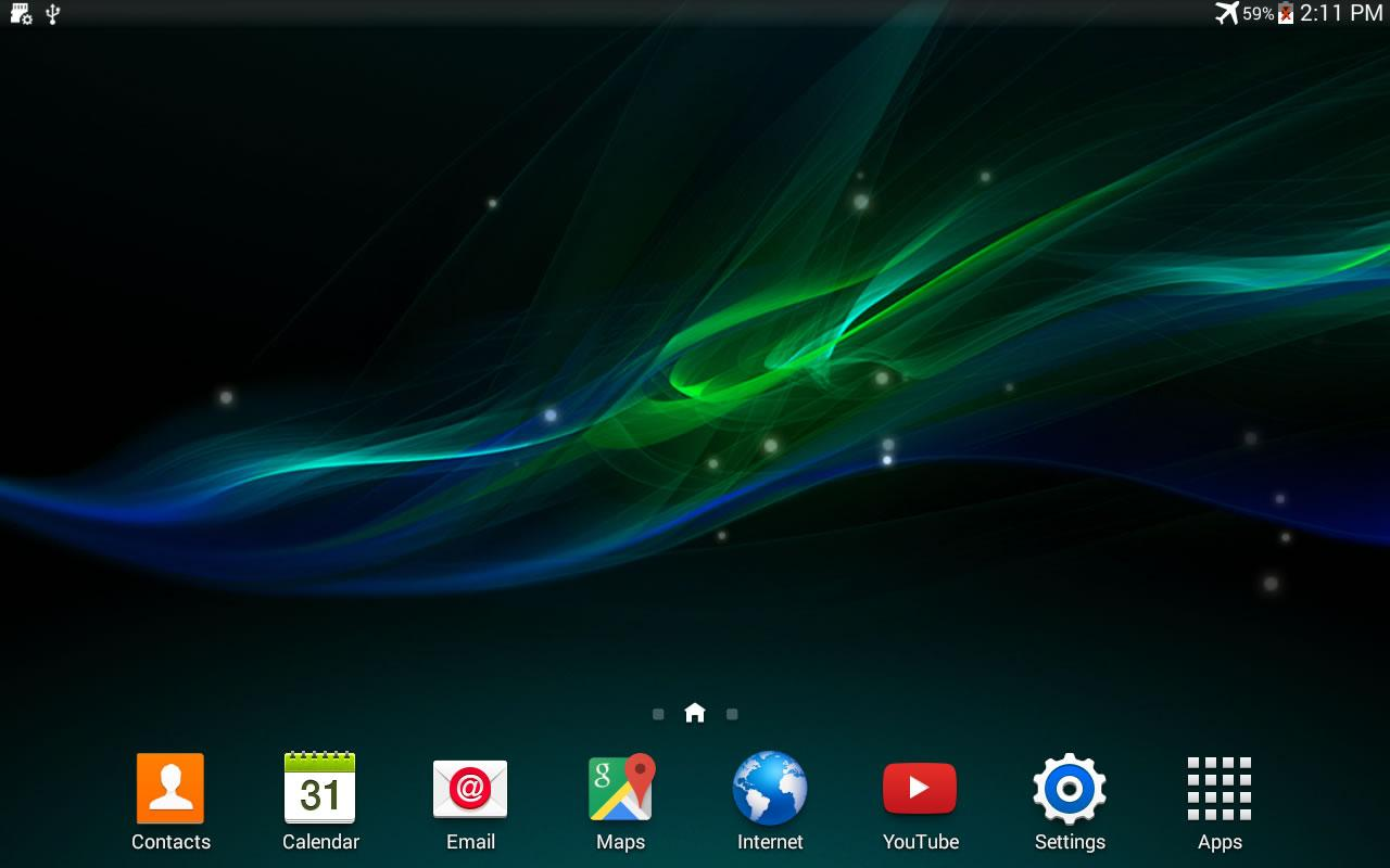 wave z live wallpaper wave background with floating particles to use 1280x800
