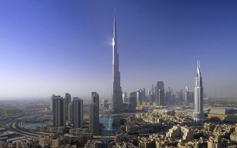 Dubai Skyline HD Wallpapers Top Best HD Wallpapers for Desktop 1440x900