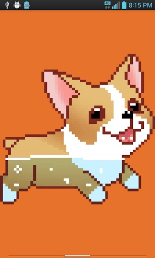 Cute Corgi Live Wallpaper for Android   Appszoom 307x512