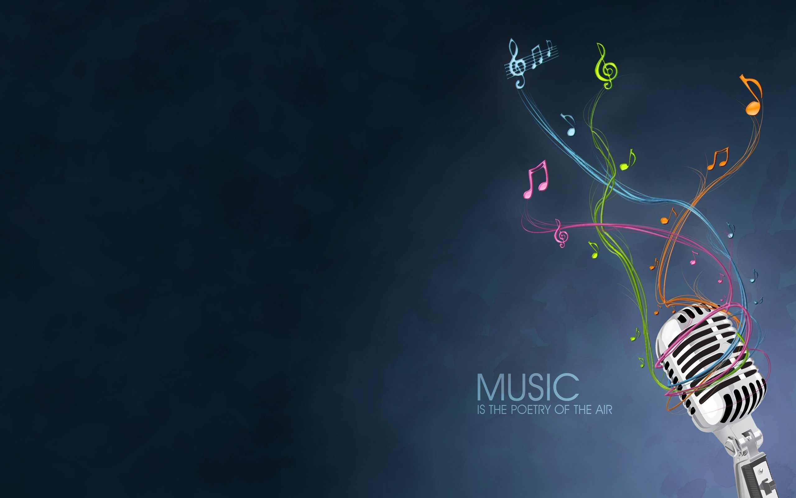 80 Music Wallpapers HD for PC Be Musical 2560x1600