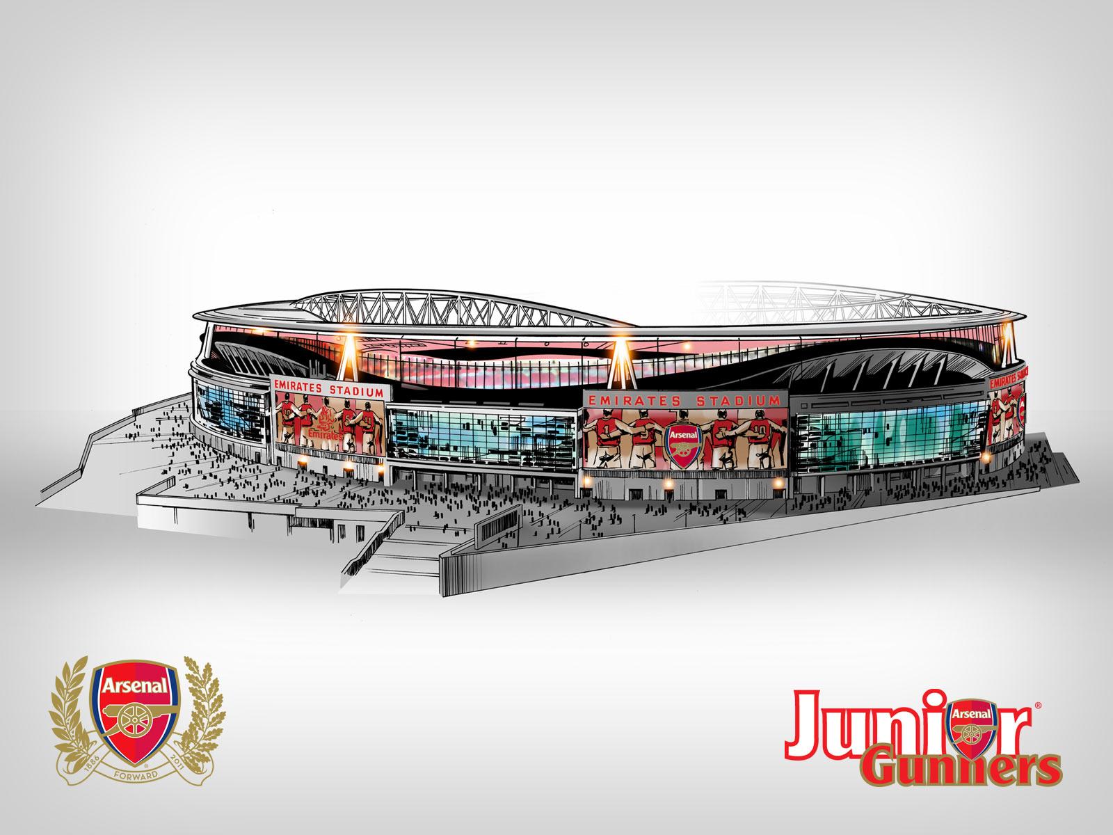 More Emirates Stadium wallpapers Stadium wallpapers 1600x1200