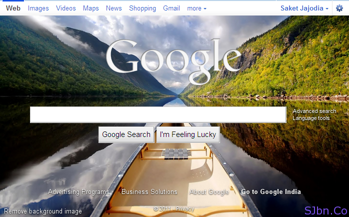 Save Background Image Of Google Homepage Saket Jajodia 698x434