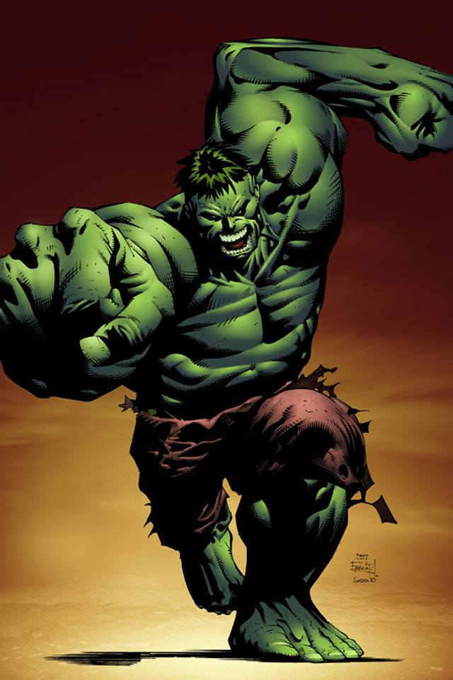 47 Hulk Iphone Wallpaper On Wallpapersafari