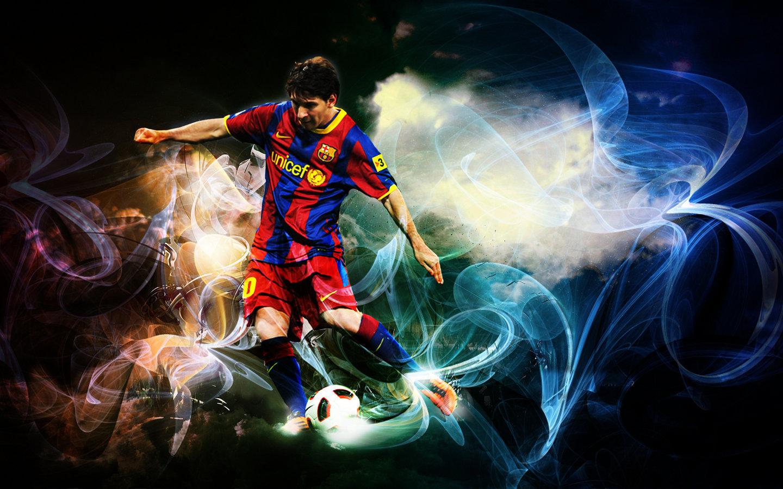 top footballer wallpaper FCB Lionel Messi Desktop Wallpapers 1440x900