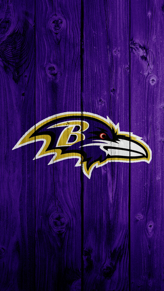 Wood Baltimore Ravens wallpaper Gadget ReviewGadget Review iPhone5 640x1136