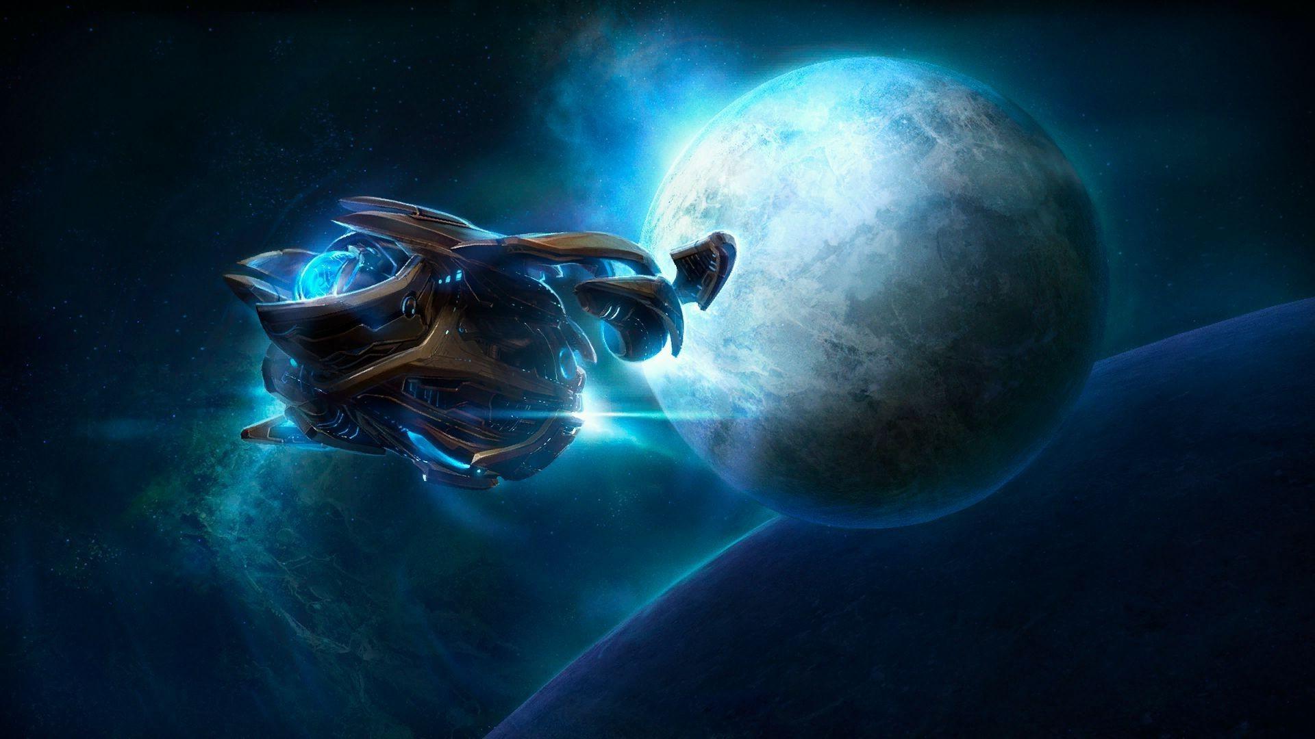 download StarCraft Starcraft II Protoss Wallpapers HD Desktop 1920x1080
