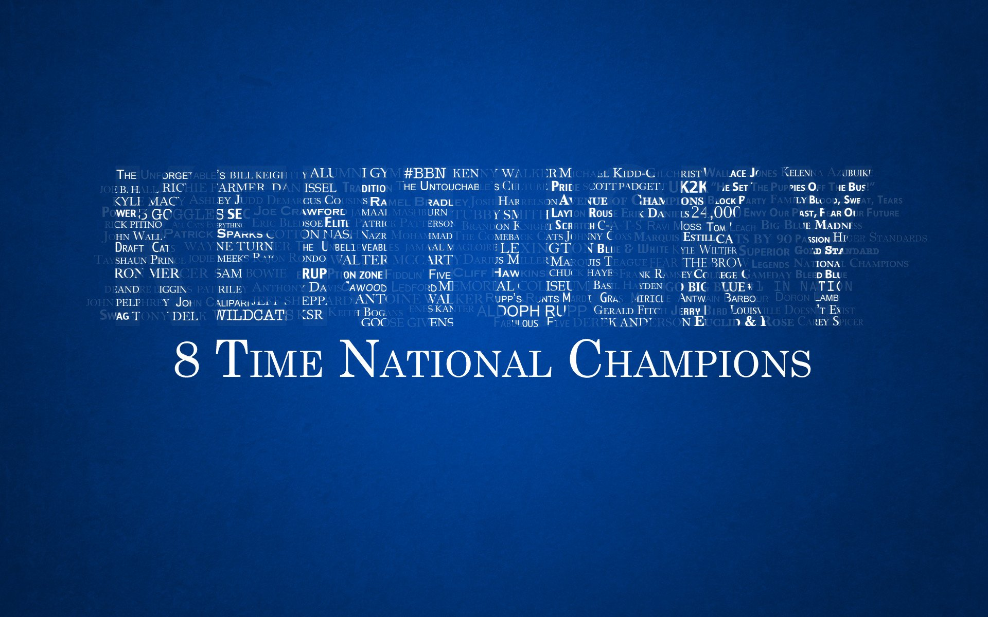 FunMozar Kentucky Wildcats Basketball Wallpapers 1920x1200