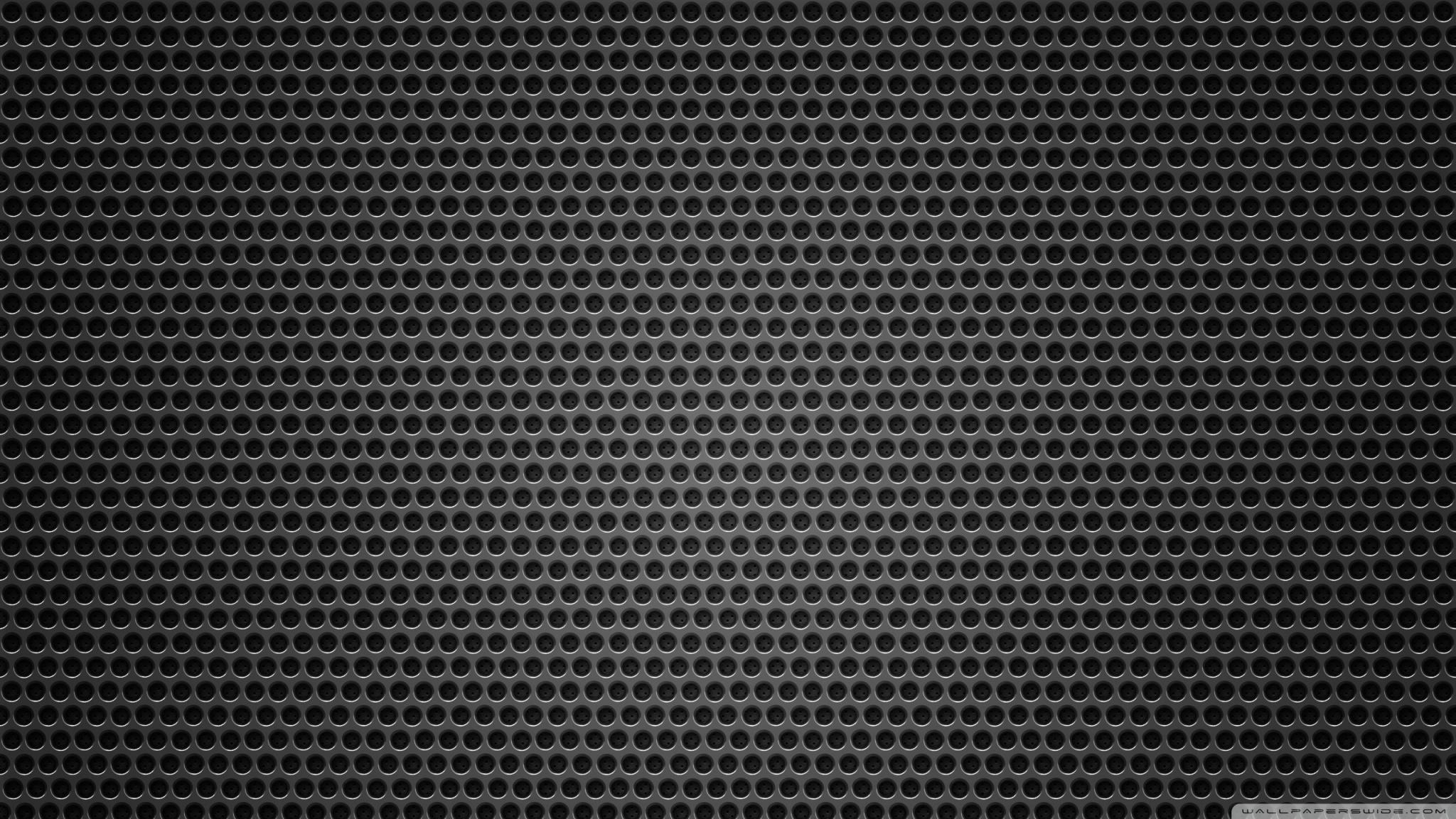 2048x1152 152 black background metal hole wallpaperjpg 2048x1152