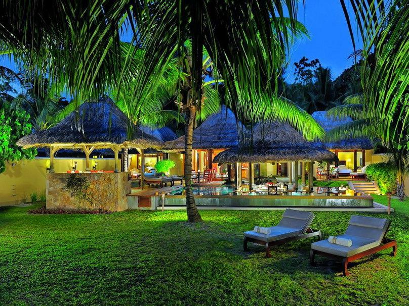 Tropical resort Wallpaper   ForWallpapercom 808x606