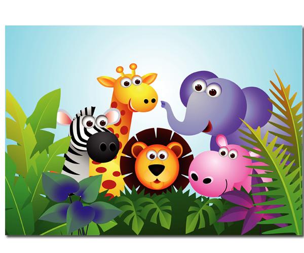 safari cartoon wallpaper - photo #44