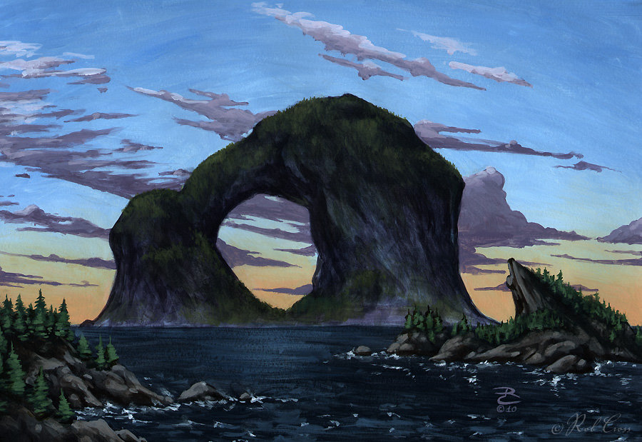 Mtg Island Wallpaper Mtg island by crimsonmagpie 900x619