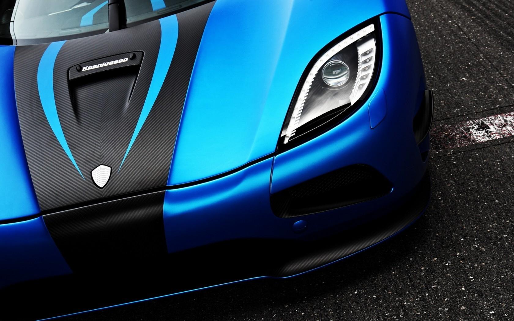 Koenigsegg Agera R Wallpaper Blue Amazing Wallpapers 1680x1050
