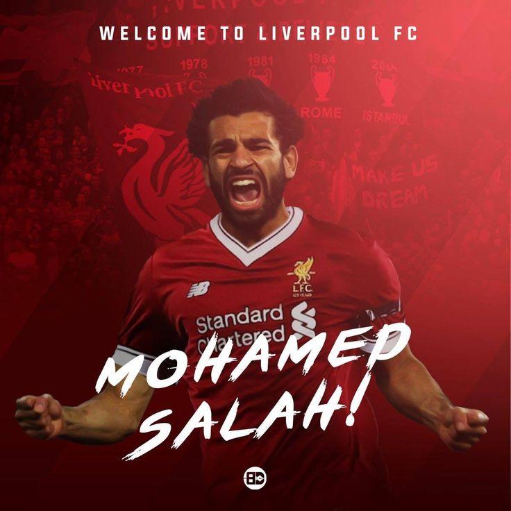 Liverpool Wallpaper: Mohamed Salah Liverpool Wallpapers