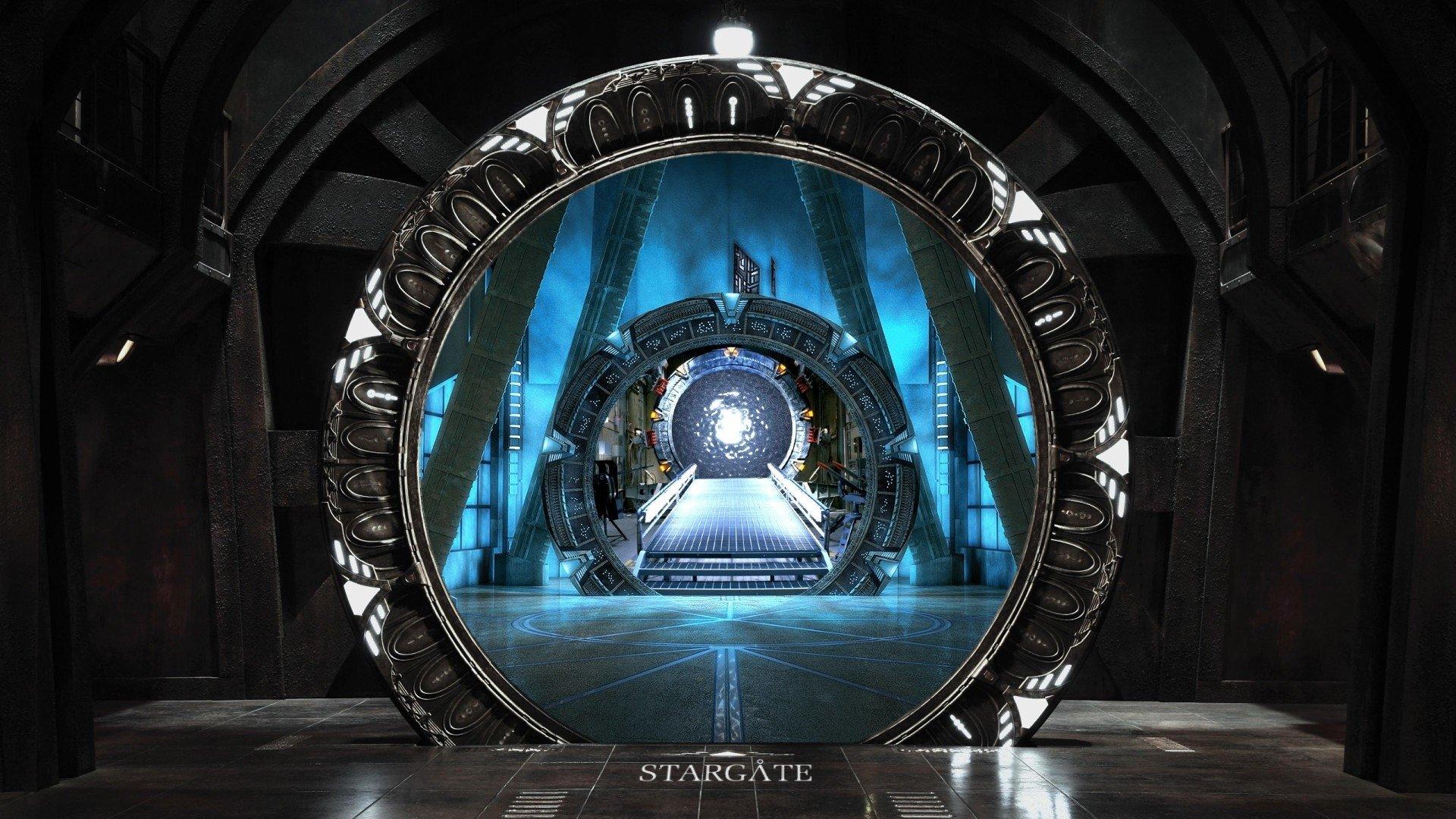 Stargate HD Wallpaper on WallpaperSafari