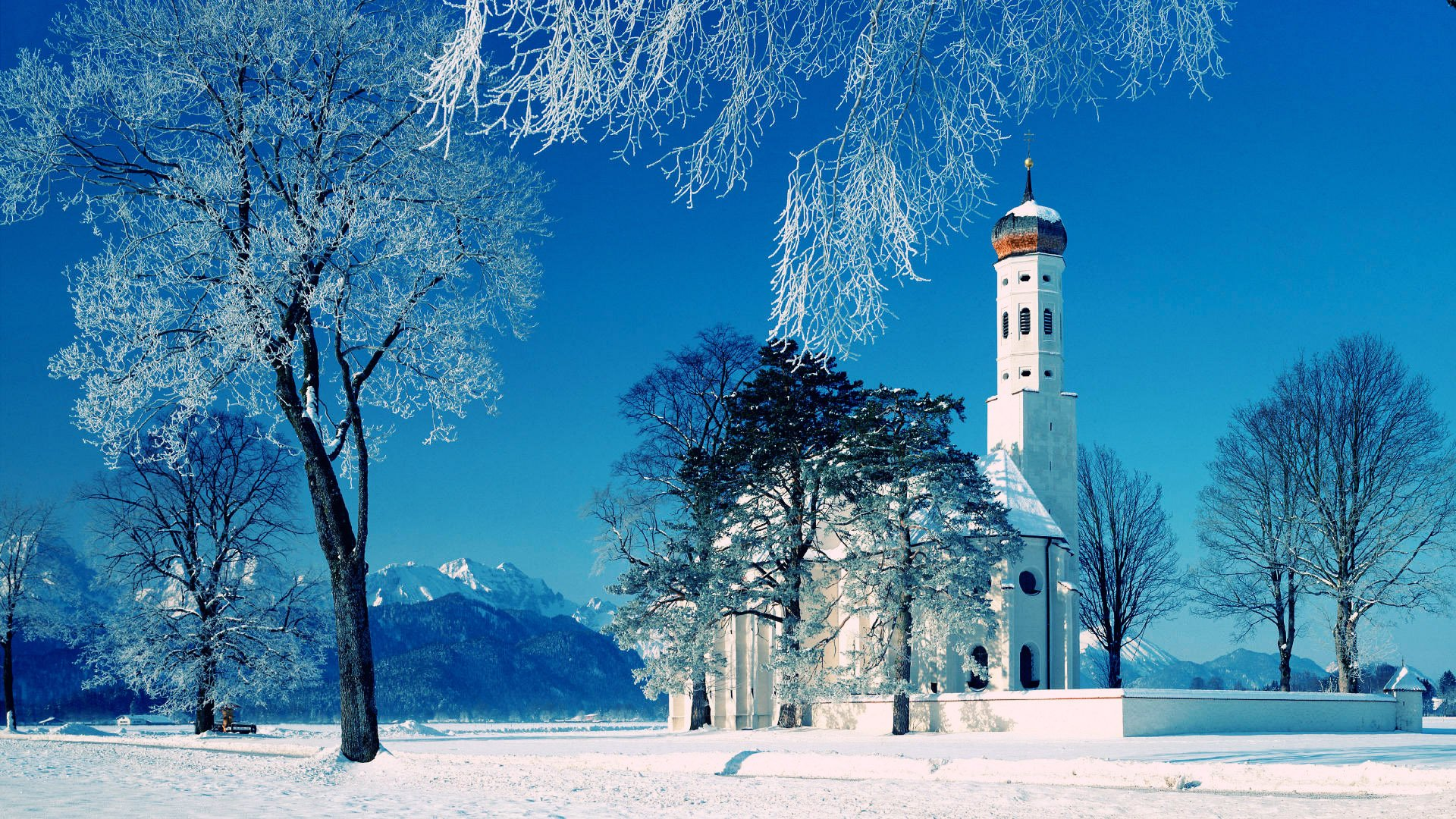 Blog Archive Beautiful Christmas Wallpapers Mac Winter Day 1920x1080