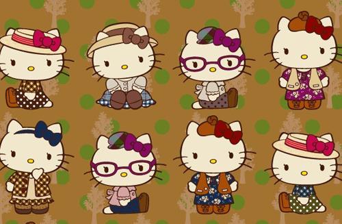 hello kitty fall wallpaper - photo #28