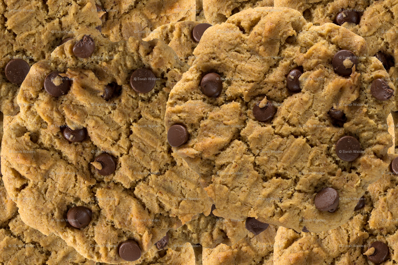 chocolate chip cookie wallpaper - photo #16