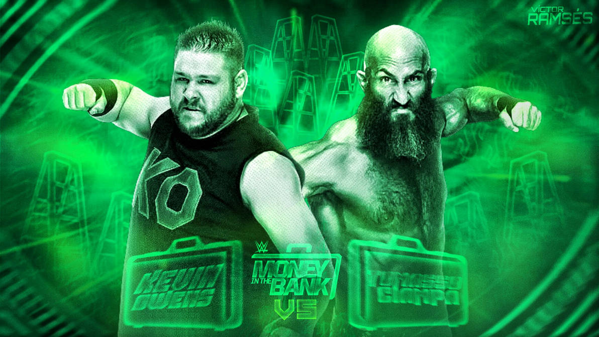 WWE Money In The Bank Custom MatchCard 2019 By VR by VRENDERSWWE 1192x670