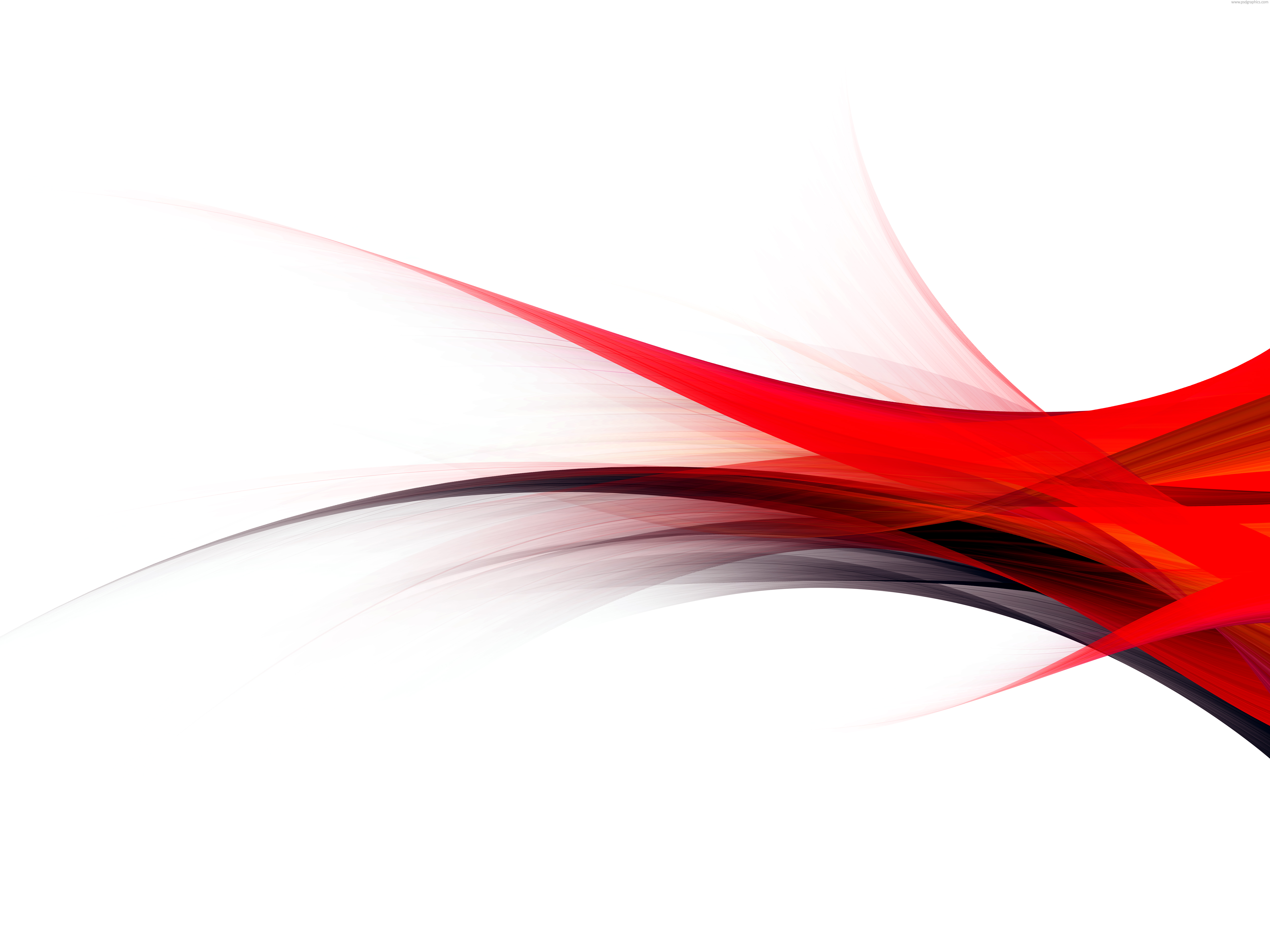 Red and black flow background PSDGraphics 5000x3750