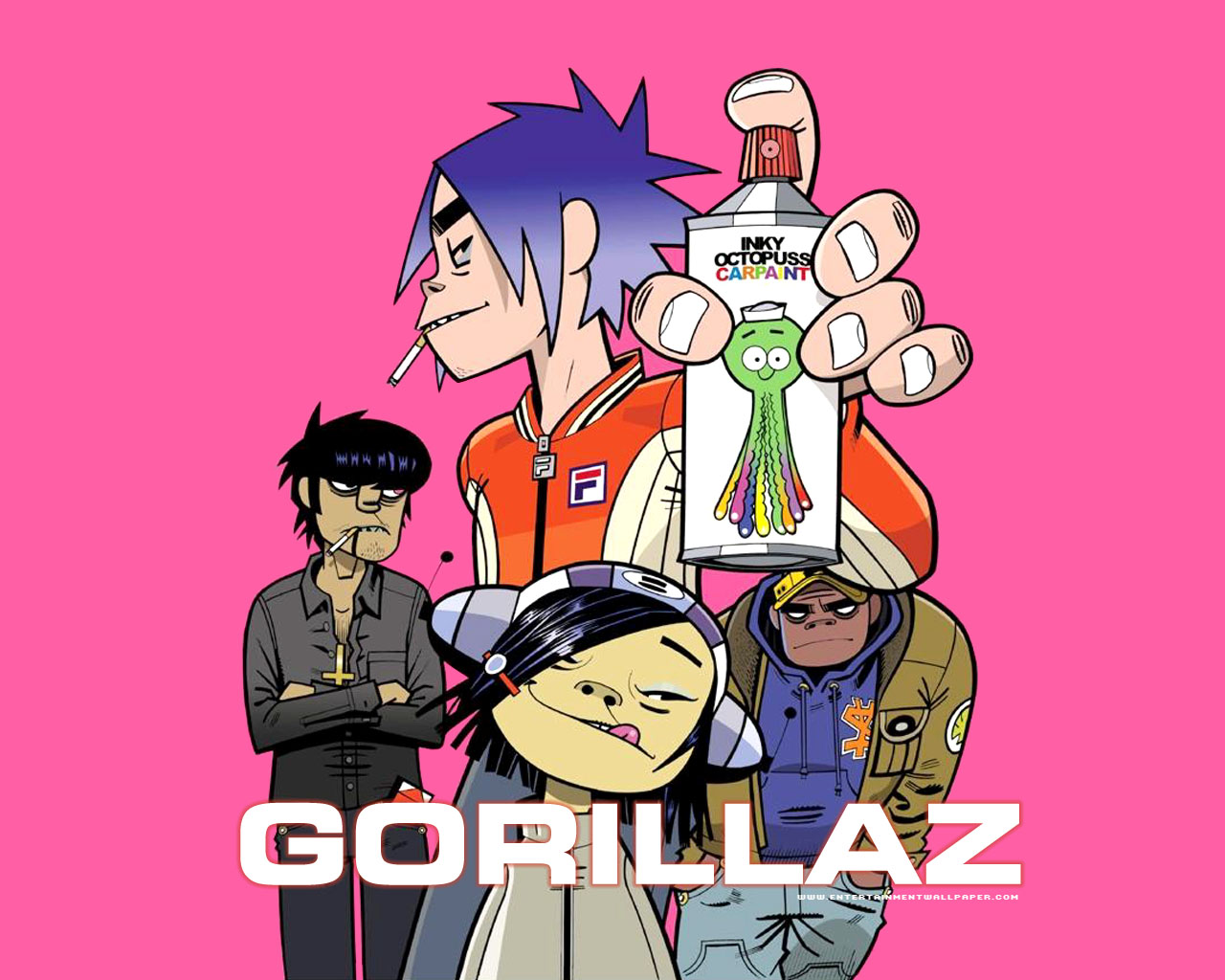 Gorillaz iphone wallpapers - Wallpaper To Change Your Desktop This Wallpaper Size Is Best Fit For 5