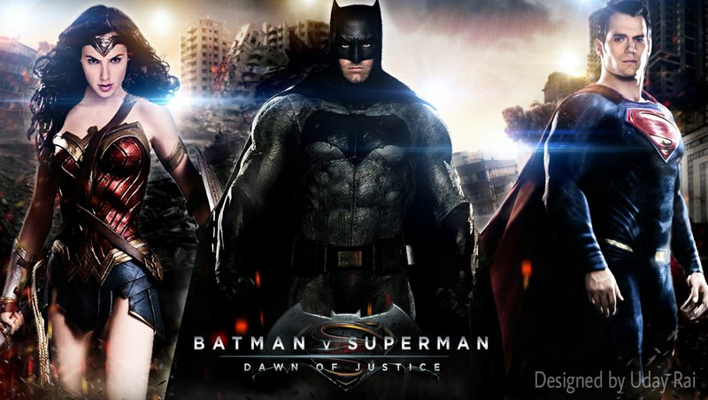 Batman v Superman Dawn Of Justice HD Wallpaper by iamuday 800x452