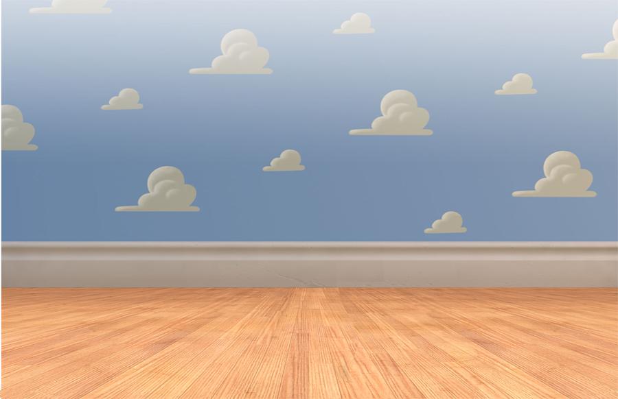 Toy Story Andy S Room Wallpaper Wallpapersafari