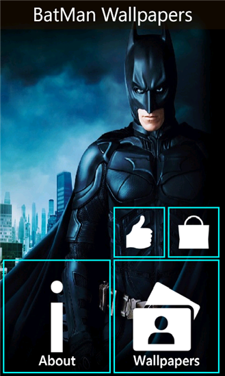BatMan Wallpapers 1000 Apps for Windows Phone 329x548