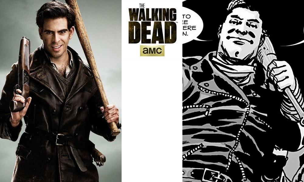 The Walking Dead Negan Wallpaper: 1000x600px Negan Wallpaper