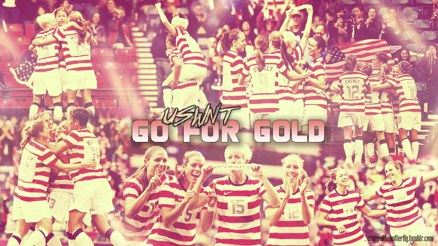 US Womens National Soccer Team Wallpaper by go4music 900x506