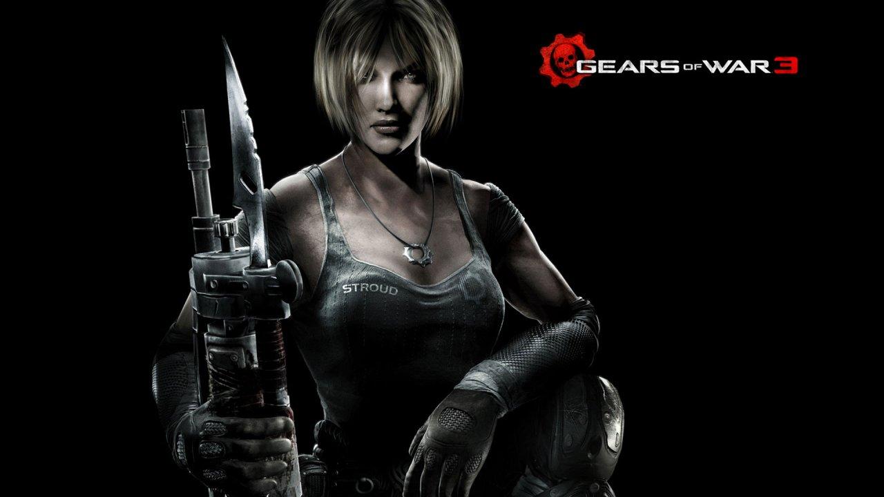 Gears of War 3 1080p Wallpaper Gears of War 3 720p Wallpaper 1280x720