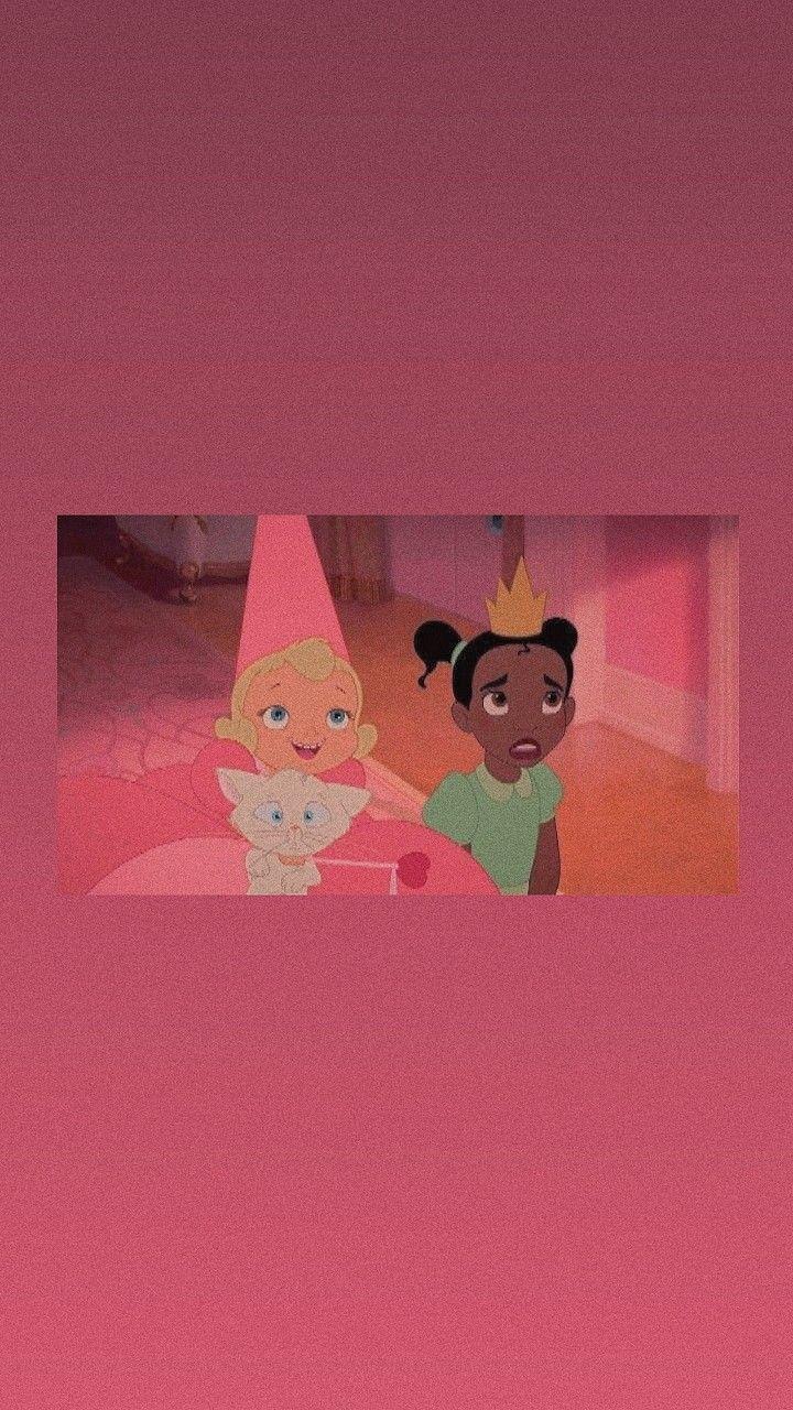The princess and the frog wallpaper Cute disney wallpaper 720x1280