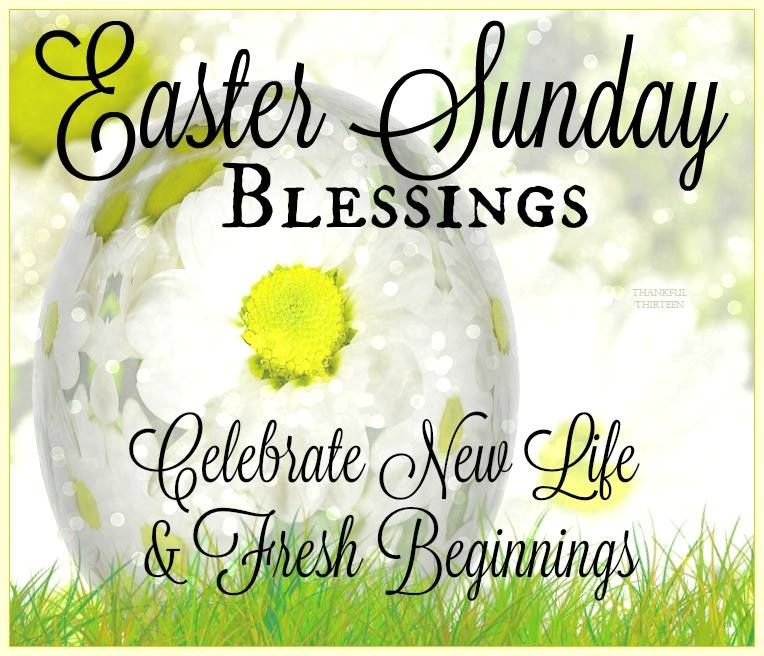100 Happy Easter Sunday Quotes Images Greetings Messages 764x656