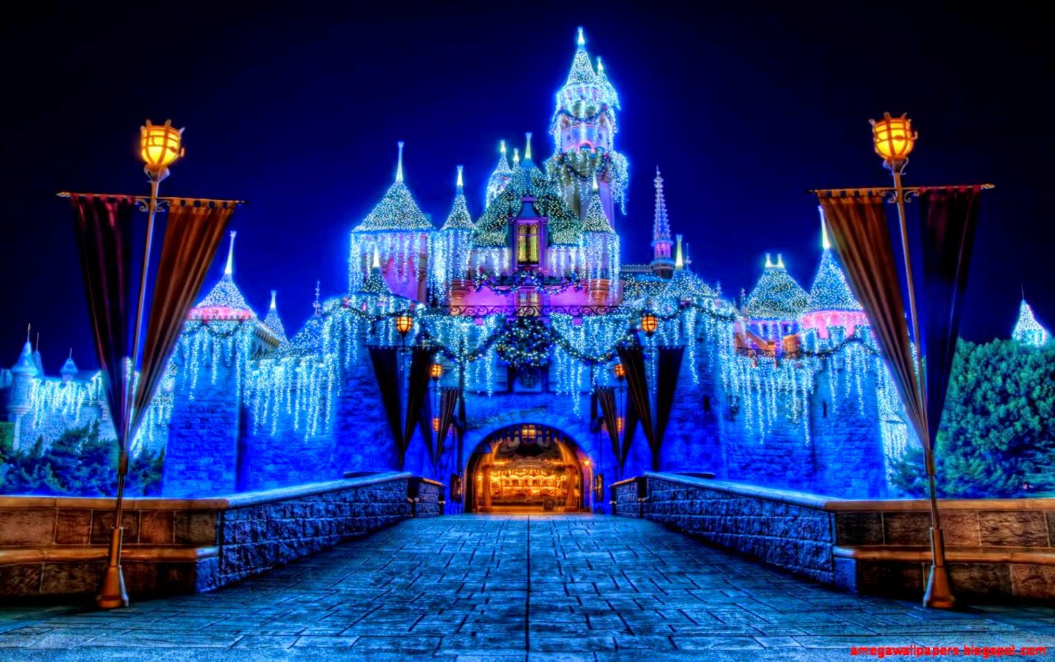 Disneyland Hd Wallpaper Mega Wallpapers 1520x954