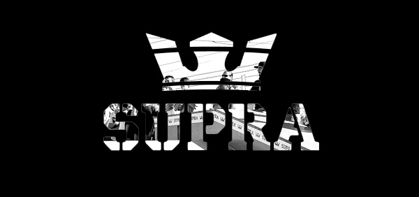 Supra Logo Wallpaper So all the skaters from supra 600x282