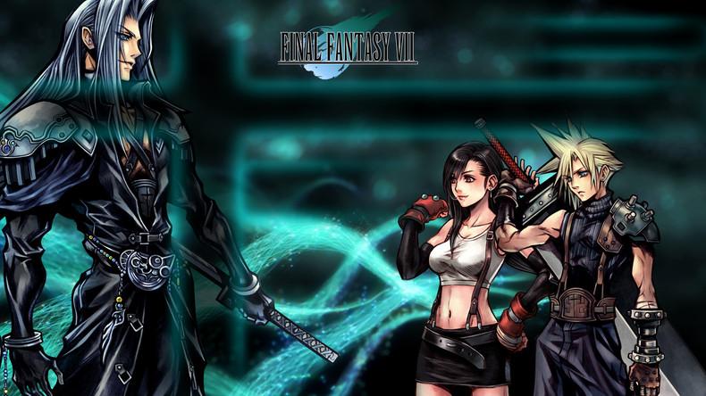 Gallery Final Fantasy VII Wallpapers PS3   Final Fantasy VII 790x444