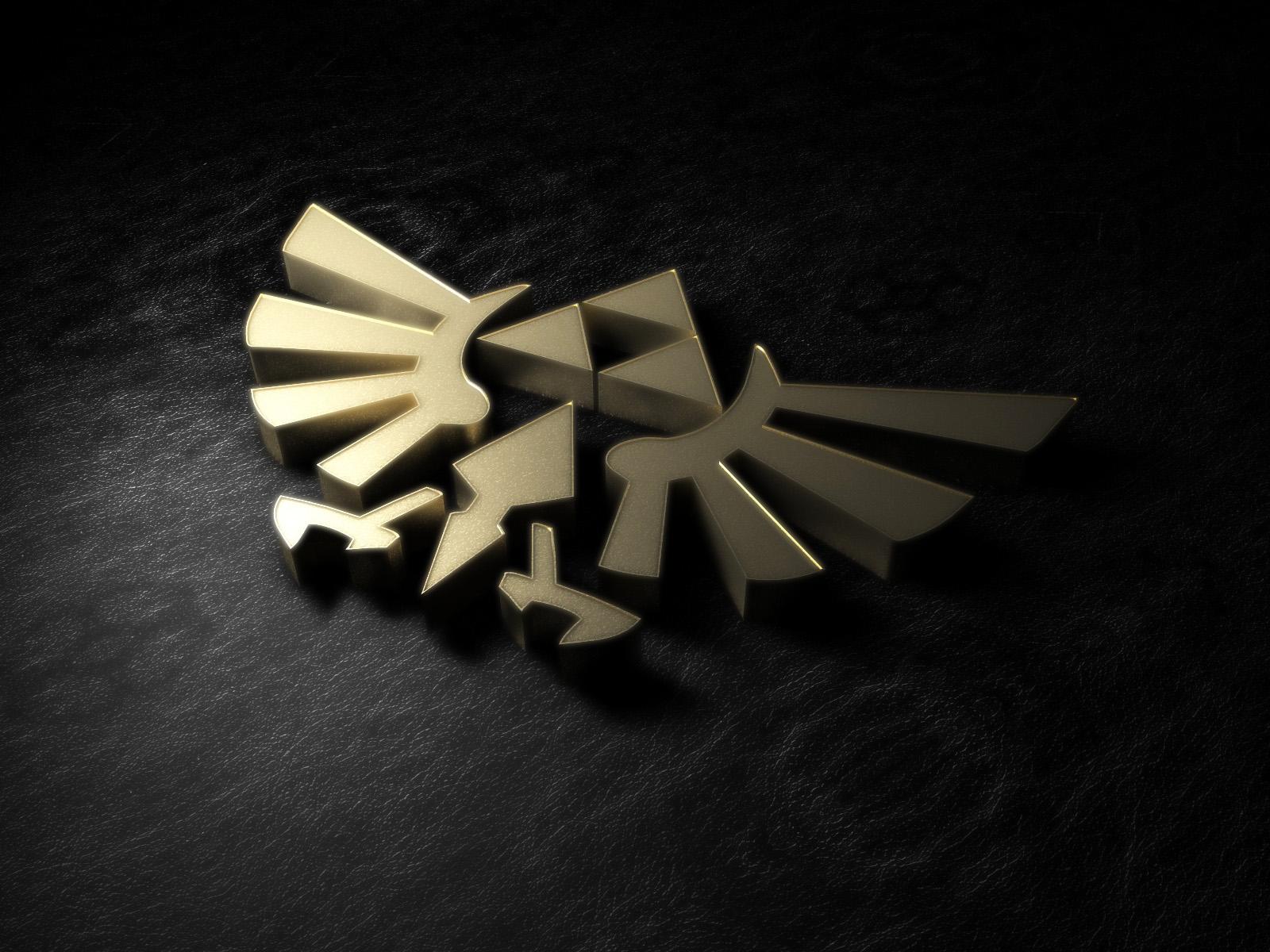 Triforce The Legend of Zelda wallpaper 1600x1200 66129 1600x1200