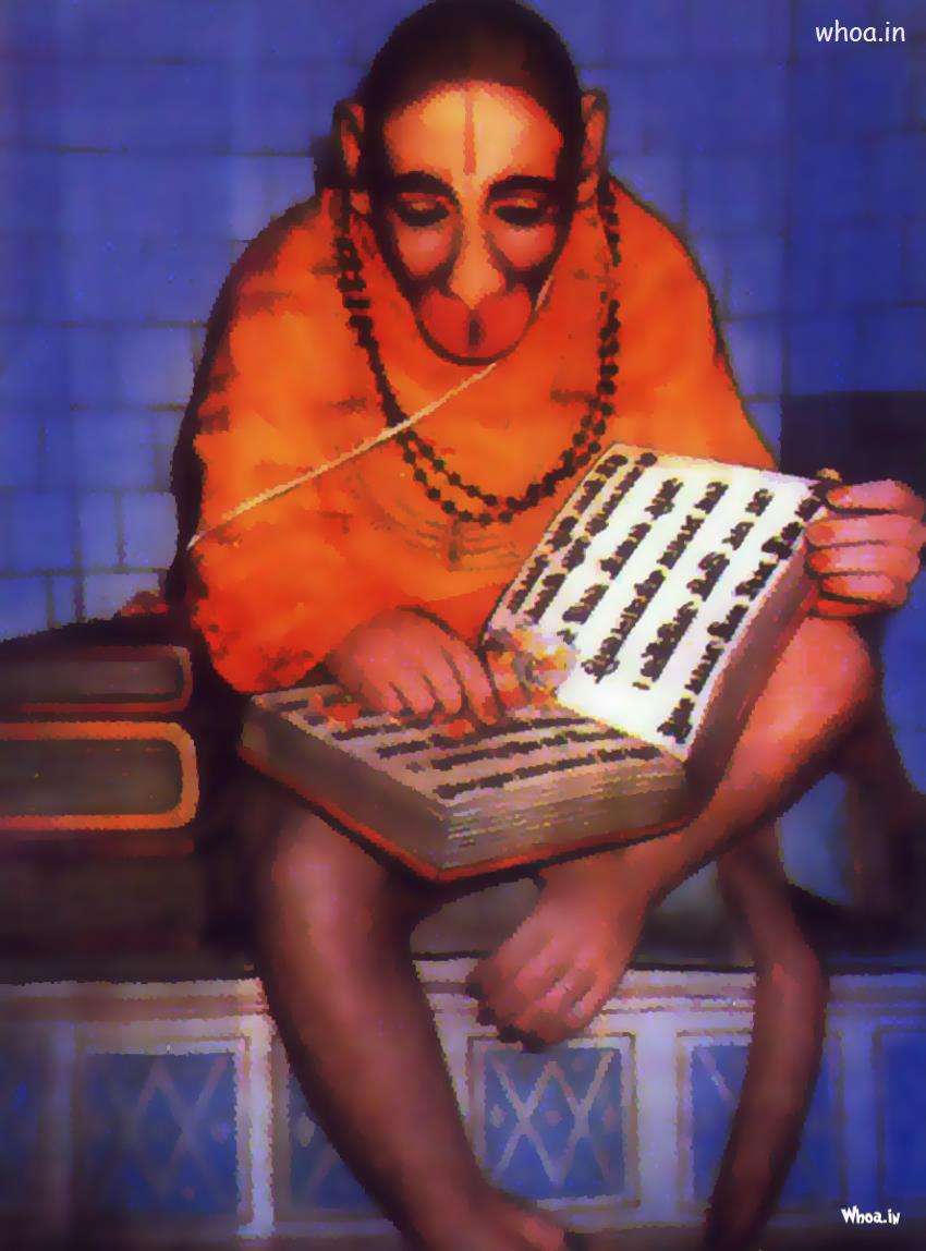 49 Baby Hanuman Wallpapers On Wallpapersafari