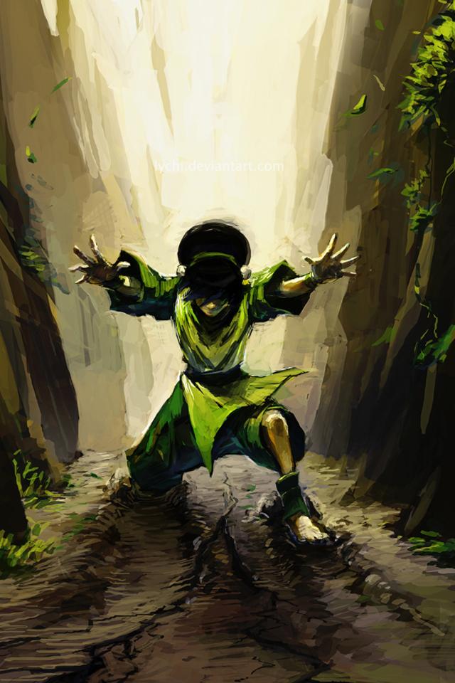 Avatar The Last Airbender iPhone Wallpaper 640x960