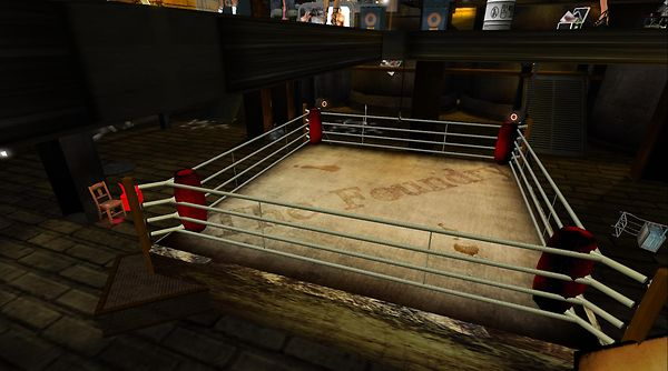 Boxing Ring Wallpaper Wallpapersafari